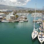 Marina in La Réunion