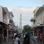 Gemütliche Altstadt in Saint Denis, La Réunion