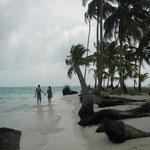 Zwei am Strand I
