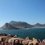 Wundervoller Ausblick nach Hout Bay