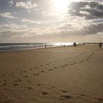 Es gibt ihn: Den Strand von Maspalomas im Süden Gran Canarias