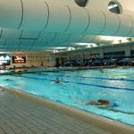 Dubai Ausschwimmbecken