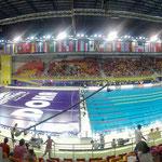 Wettkampf Pool Doha