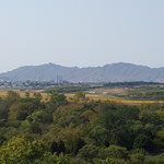Nordkorea Flagge ist 31 Meter lang