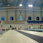 Trainings / Ausschwimmbecken Doha