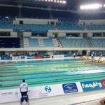 Dubai Schwimmhalle