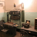 Centrale téléphonique.