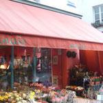 Anais, flowers rue Montorgueil