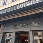 Bakery Eric Kayser on rue des Petits Carreaux -Montorgueil, 75002