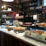 Country baking at the Village tearoom