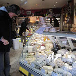 "Say ""cheese"" at La Fermette on rue Montorgueil"