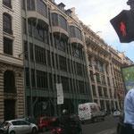 Style Eiffel rue réaumur