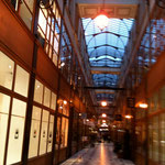 Passage du Grand Cerf, not to be missed
