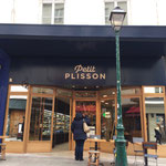 Maison Plisson rue Montorgueil Petits Carreaux