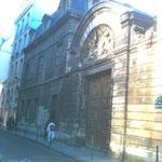 Dans le Marais rue Vieille  du Temple