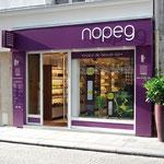 No Peg, Organic beauty, vegetables, gourmet food