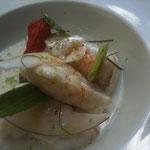 Les poissons parfaits de l'Hédoniste rue Léopold Bellan