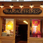 The mecca for tea at Mariages Frères on rue Montorgueil