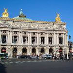 Opéra Garnier near key2paris