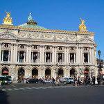 Opéra Garnier near key2paris