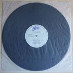 4-eckige Klarsicht-Innenhülle (sehr selten) - George Michael - Faith  1987