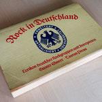 """Front des Taschenbuch """"Rock in Deutschland"""" von 1979"""