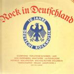 """Front des Plattenalbums """"Rock in Deutschland - Vol. I"""" von 1980 (Foto discogs.com)"""