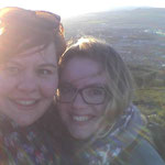 Gipfelstürmer-Selfie 1