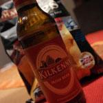 Kilkenny Beer - nicht so meins.