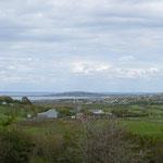 und auf die Bucht von Galway