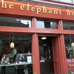 Das Elephant House - ein bisschen Hogwarts in Edinburgh
