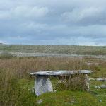 Ein zweites, kleineres Steingrab