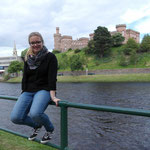 Vorm Inverness Castle