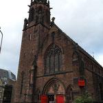 ... eine ehemalige Kirche