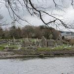 Ruine am Friedhof