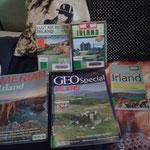 """""""Patrick bring mir bitte alles mit, was du in der Bücherei über Irland findest..."""""""