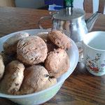 Teatime: Unsere Rosinen-Scones