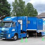Screen Machine in Ullapool