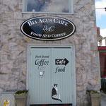 Ein süßes Cafe, aber dort waren wir leider nicht.