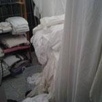 Der Tag nach den Cliffs of Moher: Wer frei hat, hat am nächsten Tag mehr Wäsche ;-)