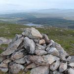 Gipfelkreuz, schottischer Style
