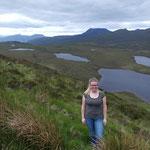 Happy Highland Girl