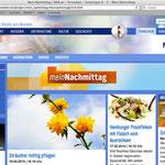 """Die Sendung auf NDR TV """"Mein Nachmittag"""" beginnt ... / It starts, the show on NDR TV """"Mein Nachmittag"""" begins ..."""