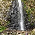 La cascade de Queureuilh