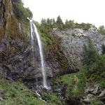 Le Mont Dore La grande cascade