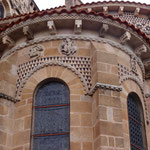 L'eglise d'Issoire
