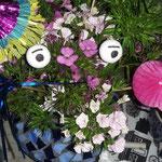 Spooky flowers