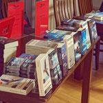 Unserer Büchertisch