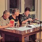 Ladies in Dead: Ute Haese, Kirstin Warschau, Angelika Svensson