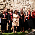 Singen bei Hochzeitsfeier in Liebenrode